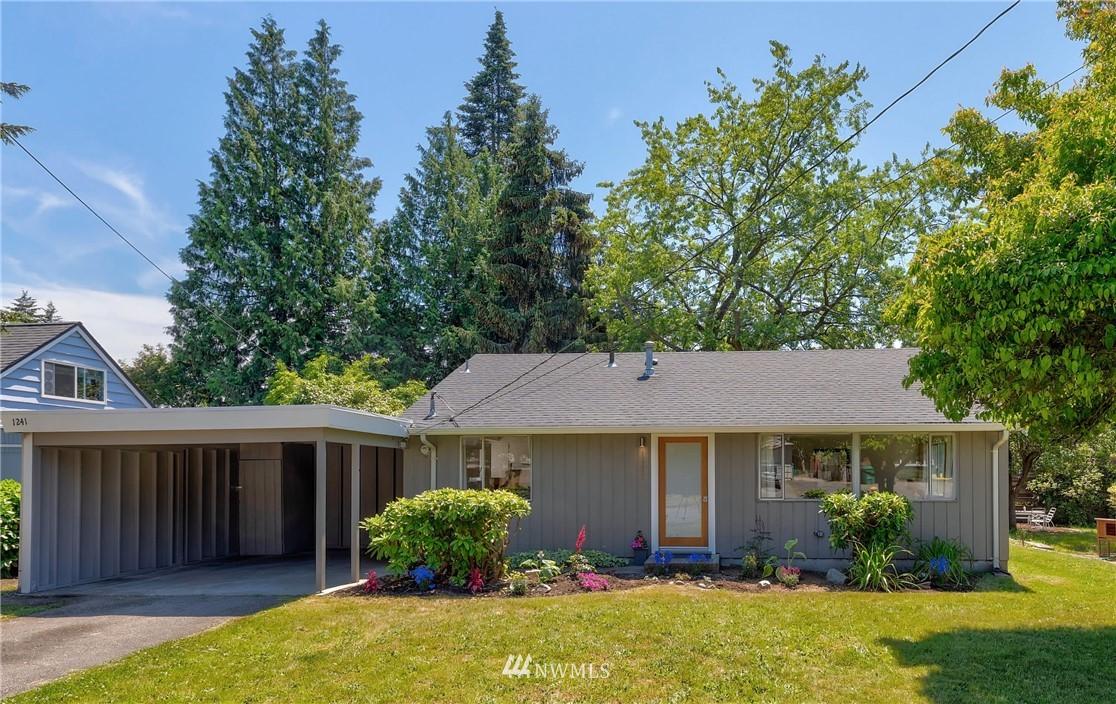 Sold Property   1241 N 172nd Street Shoreline, WA 98133 18