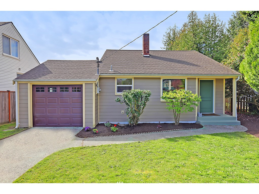 Sold Property   1475 NW 77th Street Seattle, WA 98117 0