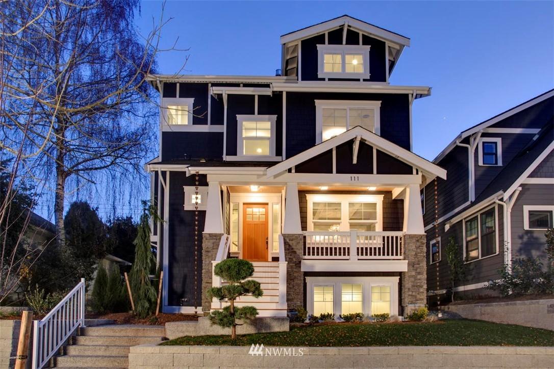Sold Property   111 NE 63rd Street Seattle, WA 98115 0