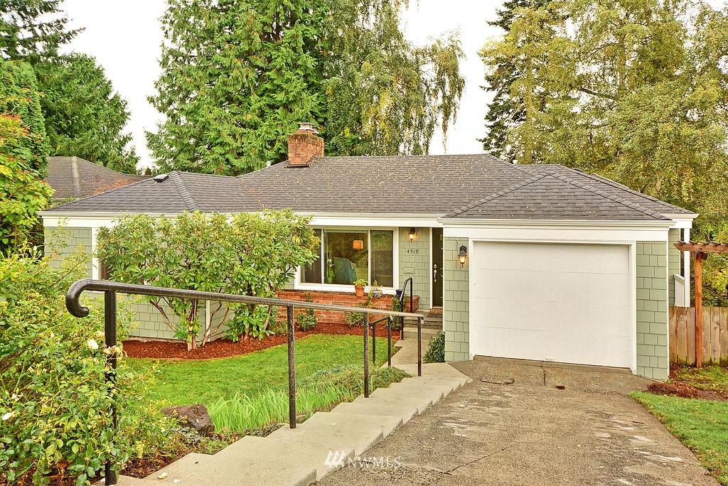 Sold Property | 4519 Stanford Avenue NE Seattle, WA 98105 1