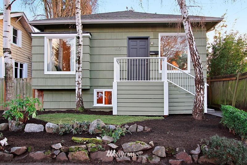 Sold Property | 851 NW 61st Street Seattle, WA 98107 15