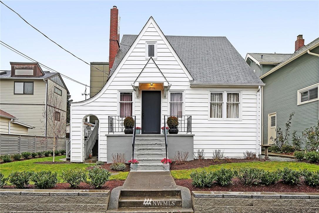 Sold Property   1706 NW 61st Street Seattle, WA 98107 0