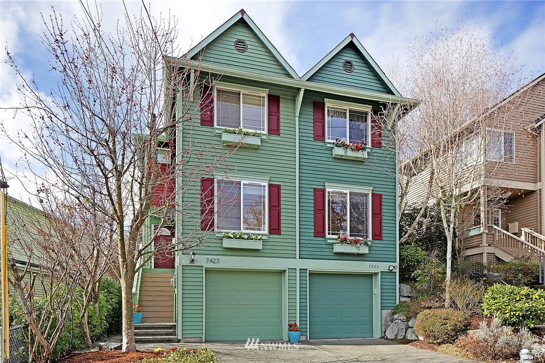 Sold Property | 7423 Sunnyside Avenue N Seattle, WA 98103 0