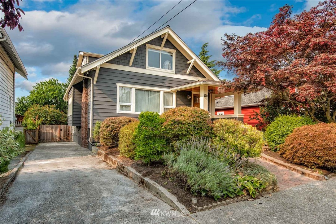 Sold Property | 310 NW 78th Street Seattle, WA 98117 1
