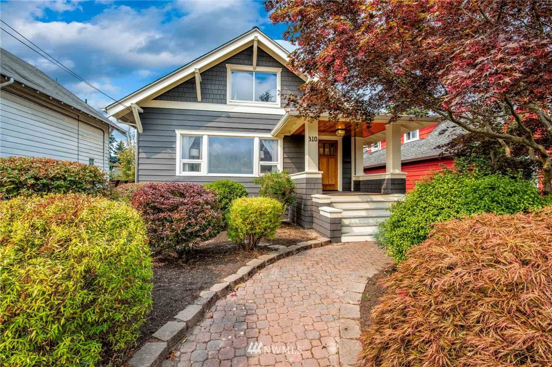 Sold Property | 310 NW 78th Street Seattle, WA 98117 0