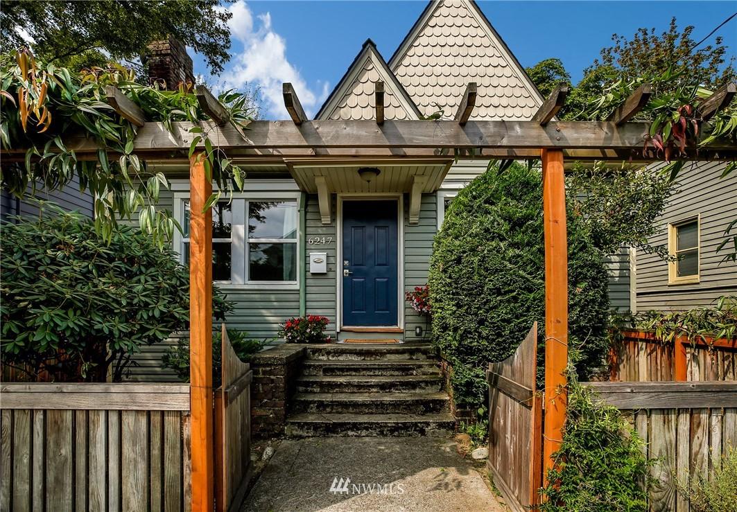 Sold Property | 6247 25th Avenue NE Seattle, WA 98115 1