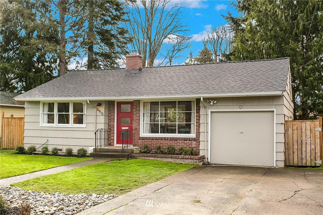 Sold Property   4915 SW Bruce Street Seattle, WA 98136 1