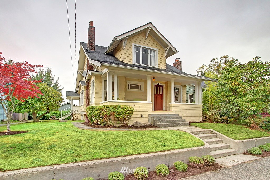 Sold Property | 6247 Palatine Avenue N Seattle, WA 98103 0