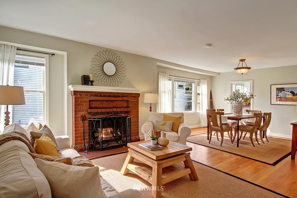 Sold Property | 6247 Palatine Avenue N Seattle, WA 98103 2