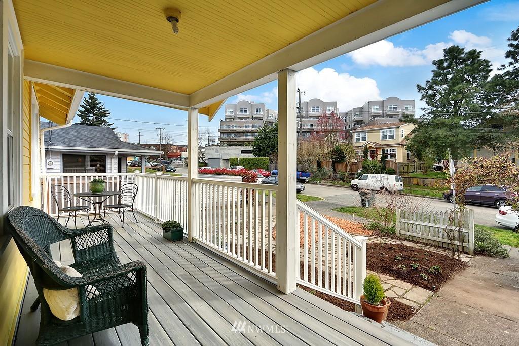 Sold Property   4911 Erskine Way SW Seattle, WA 98116 1