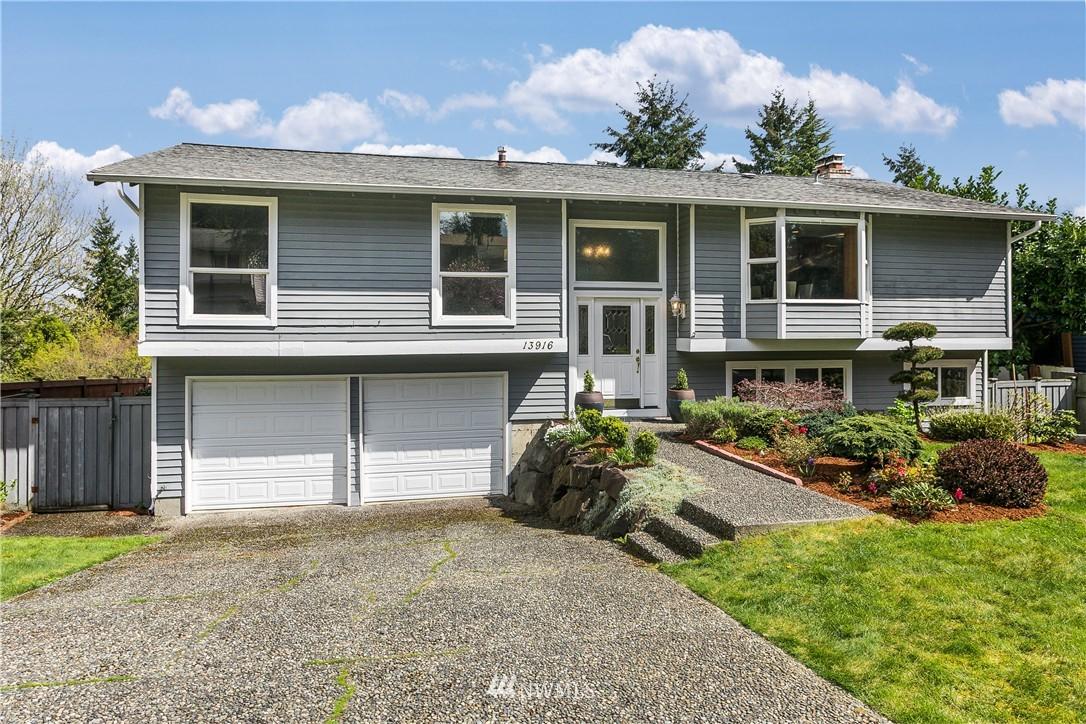 Sold Property   13916 94th Avenue NE Kirkland, WA 98034 0
