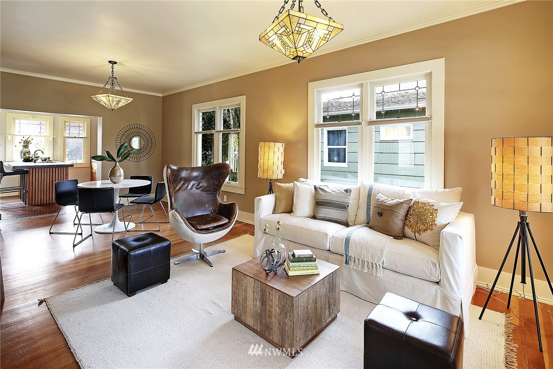 Sold Property   847 NW 61st Street Seattle, WA 98107 1