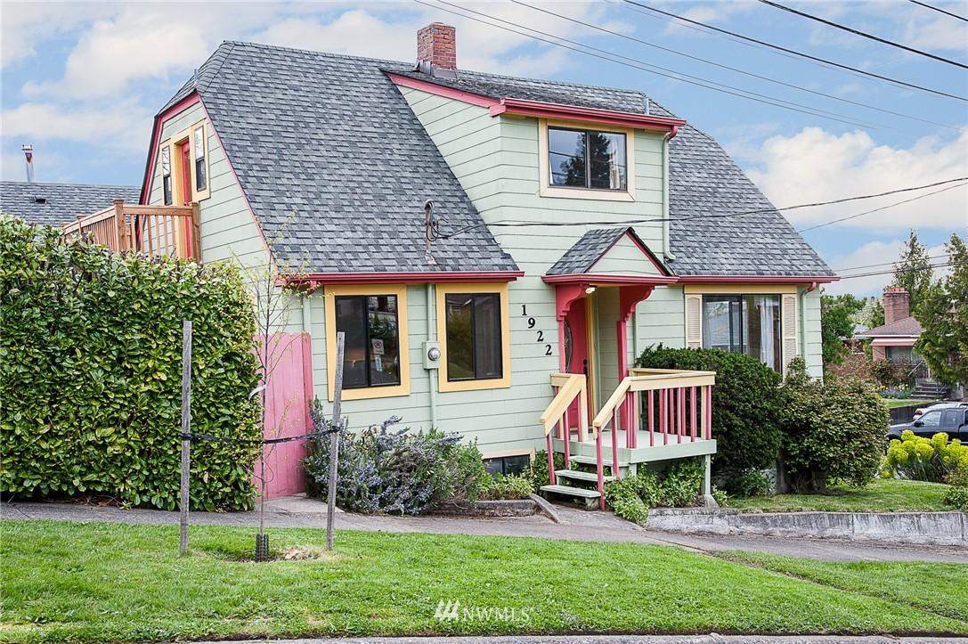 Sold Property | 1922 S Stevens Street Seattle, WA 98144 0
