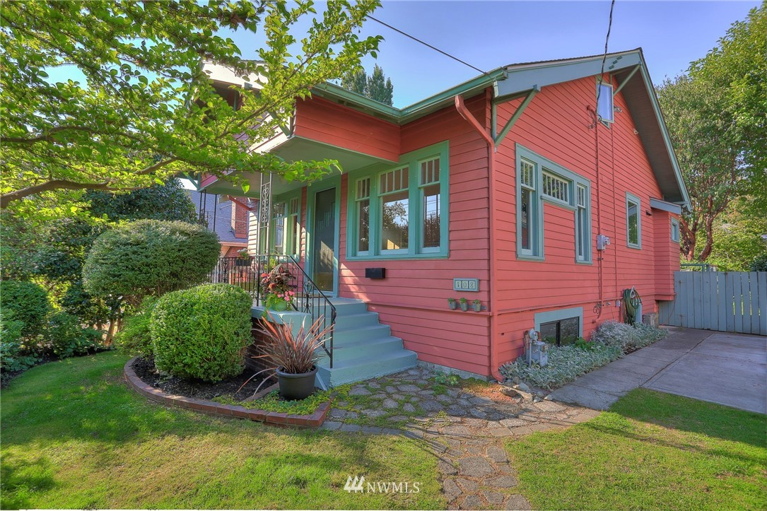 Sold Property   108 NW 75th Street Seattle, WA 98117 0