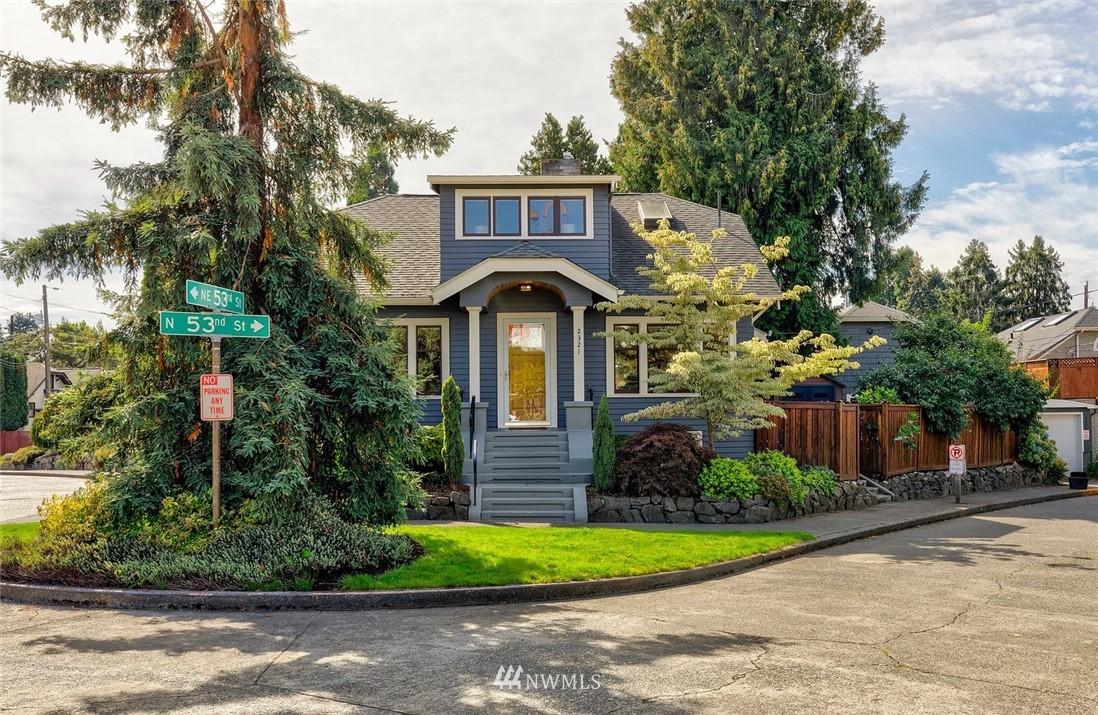 Sold Property | 2321 N 53rd Street Seattle, WA 98103 0