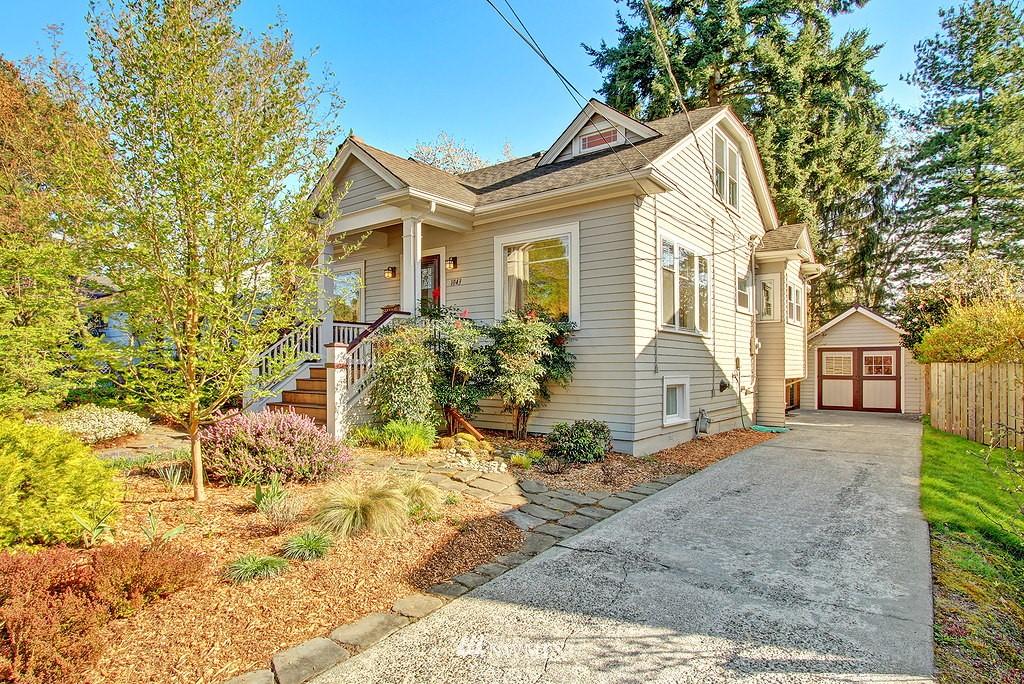 Sold Property | 1043 NE 91st Street Seattle, WA 98115 1
