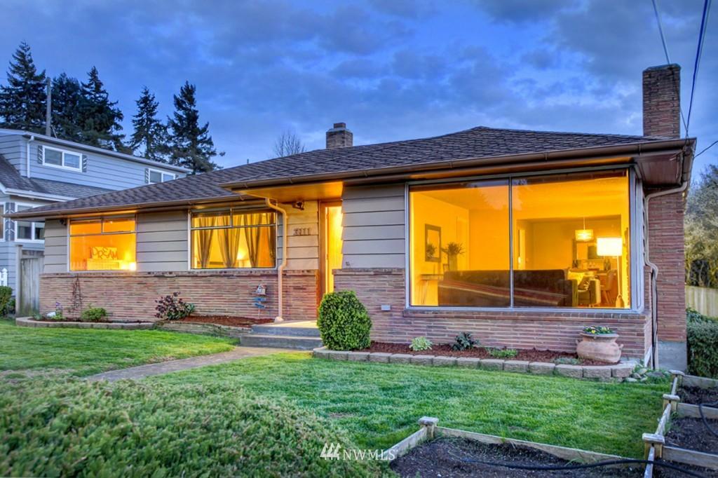 Sold Property   3111 W Barrett Street Seattle, WA 98199 0