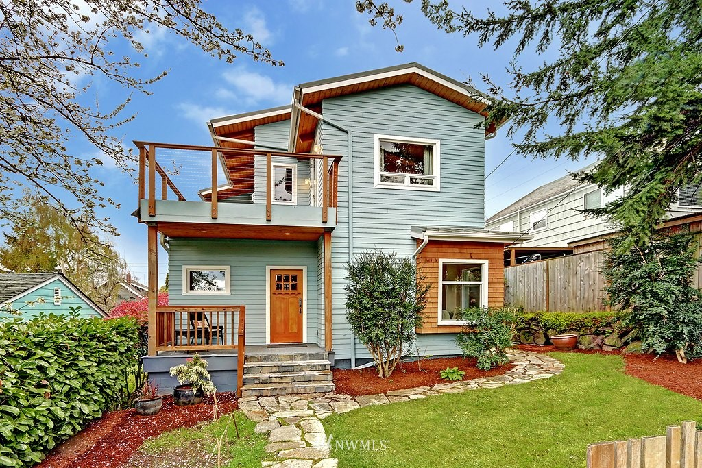 Sold Property | 304 NW 46th Street Seattle, WA 98107 0