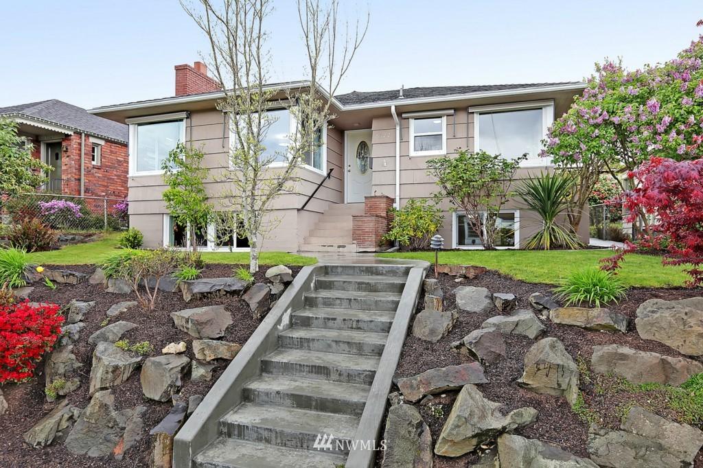 Sold Property   8322 22nd Avenue NW Seattle, WA 98117 0