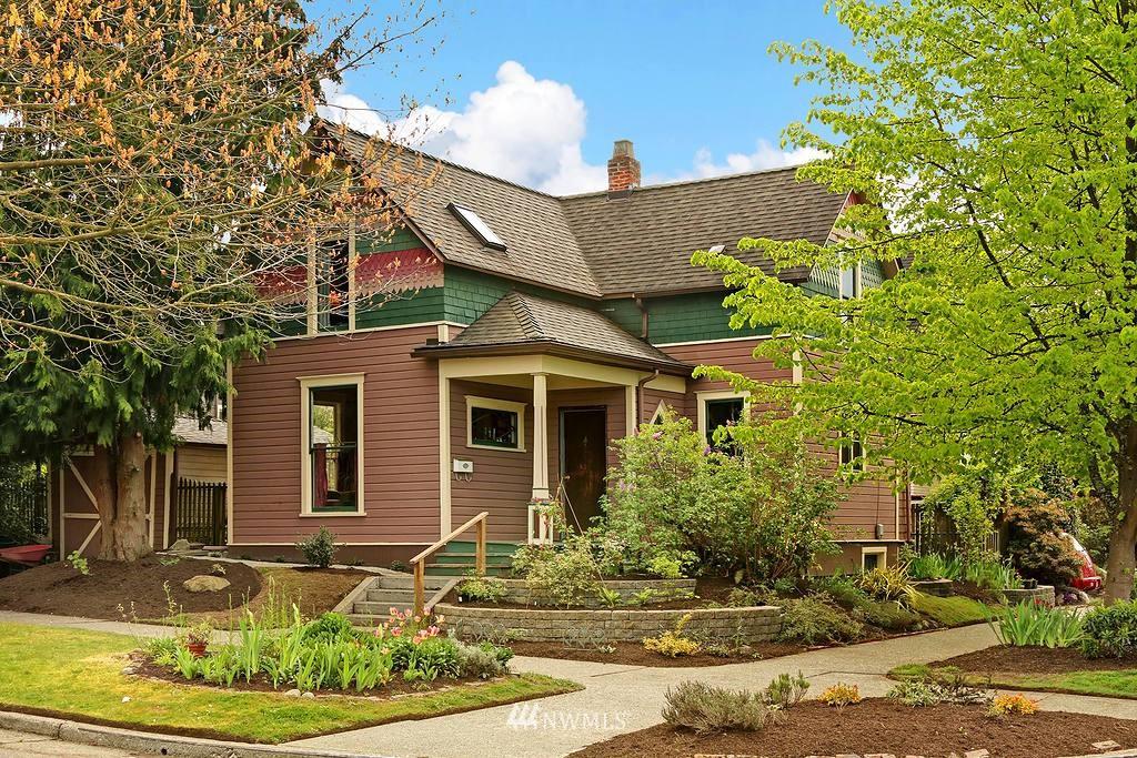 Sold Property | 101 NE 57th Street Seattle, WA 98105 0