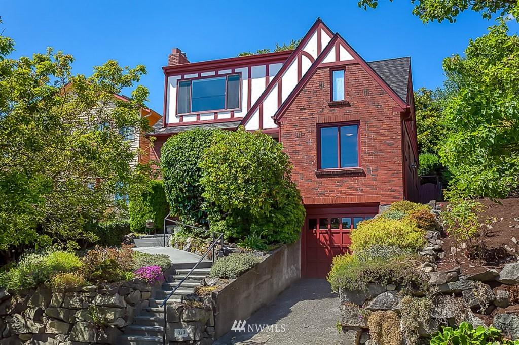 Sold Property   610 NE 77th Street Seattle, WA 98115 0