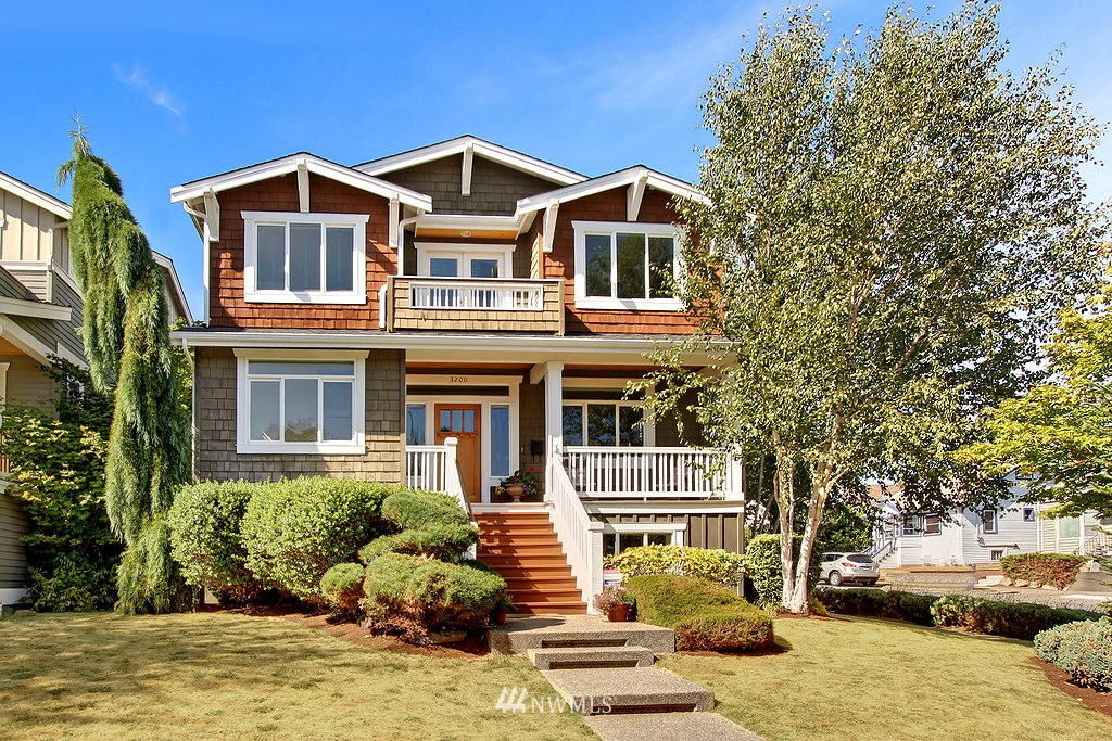 Sold Property   3200 NW 73rd Street Seattle, WA 98117 0