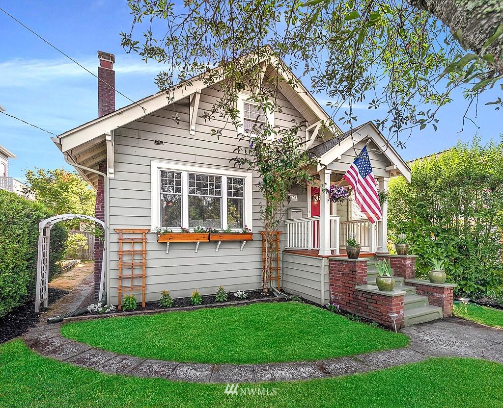Sold Property   5431 Kirkwood Place N Seattle, WA 98103 0