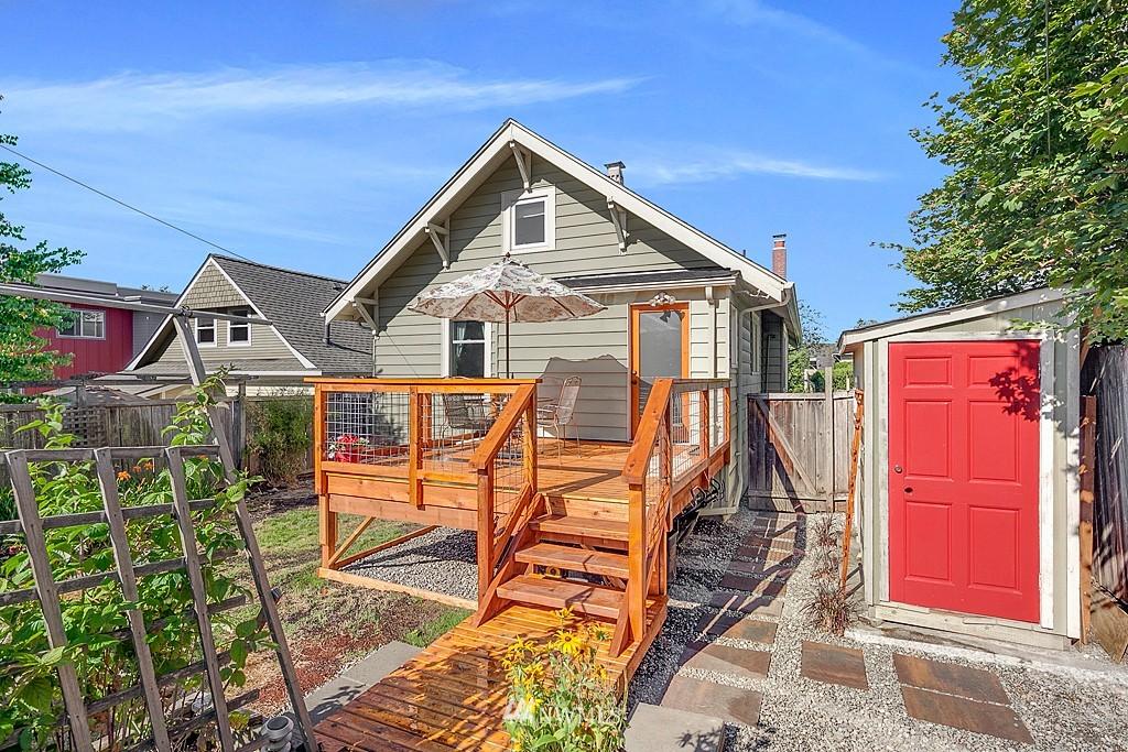 Sold Property   5431 Kirkwood Place N Seattle, WA 98103 18