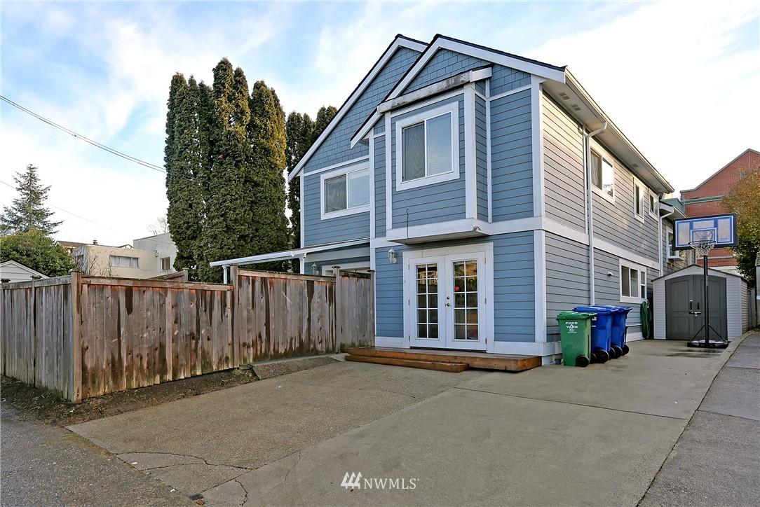 Sold Property   154 NW 81st Street Seattle, WA 98117 22
