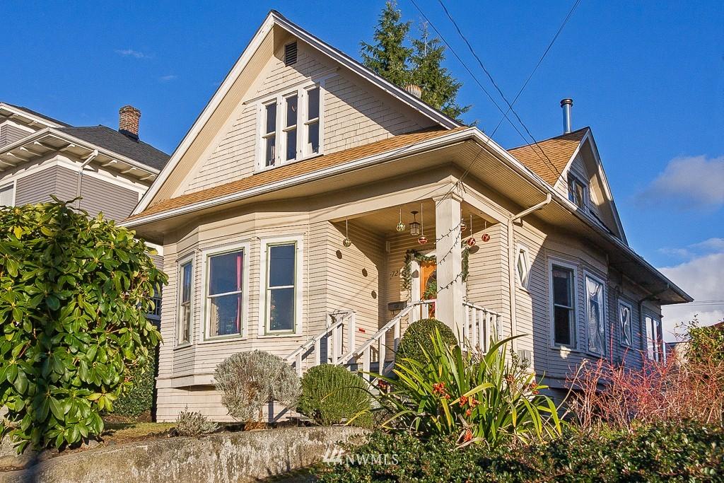 Sold Property | 7216 Palatine Avenue N Seattle, WA 98103 0