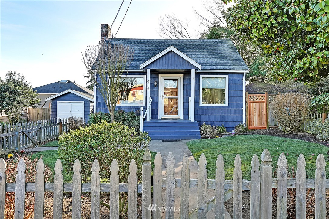 Sold Property | 915 N 92nd Street Seattle, WA 98103 0