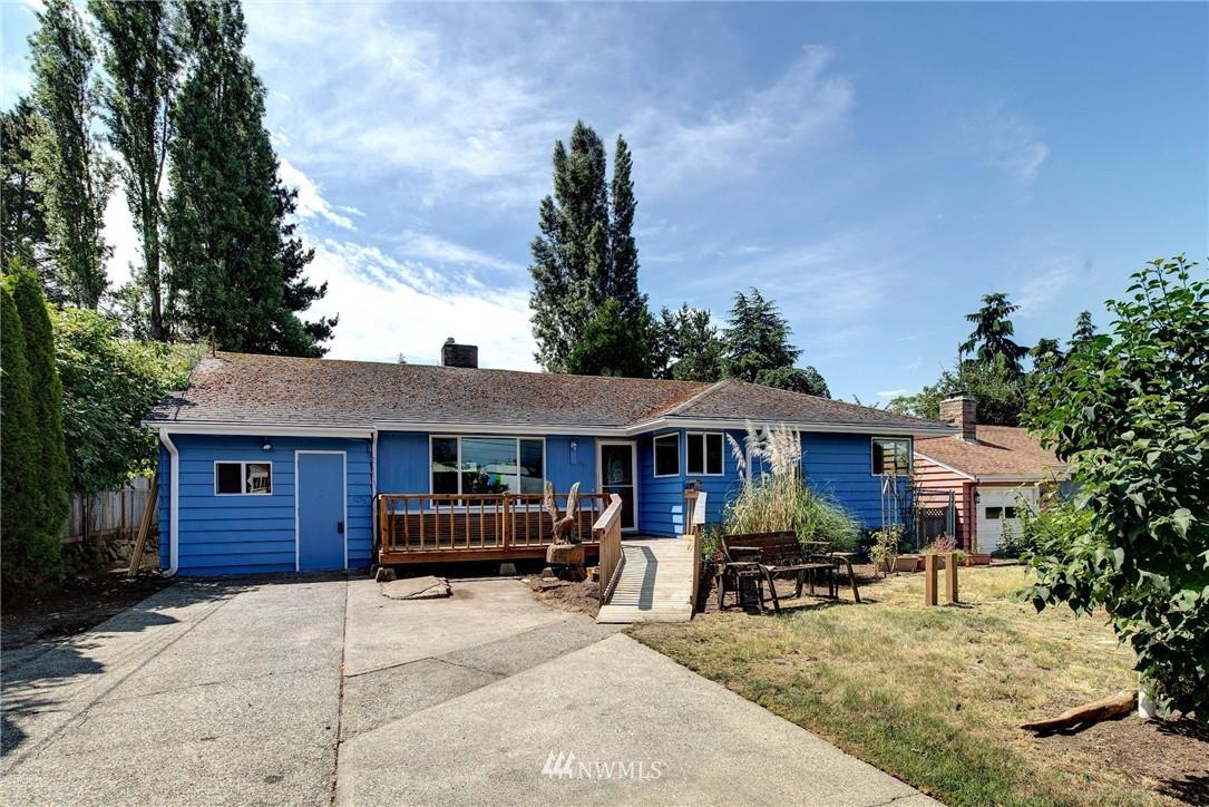 Sold Property   821 NE 152nd Street Shoreline, WA 98155 0