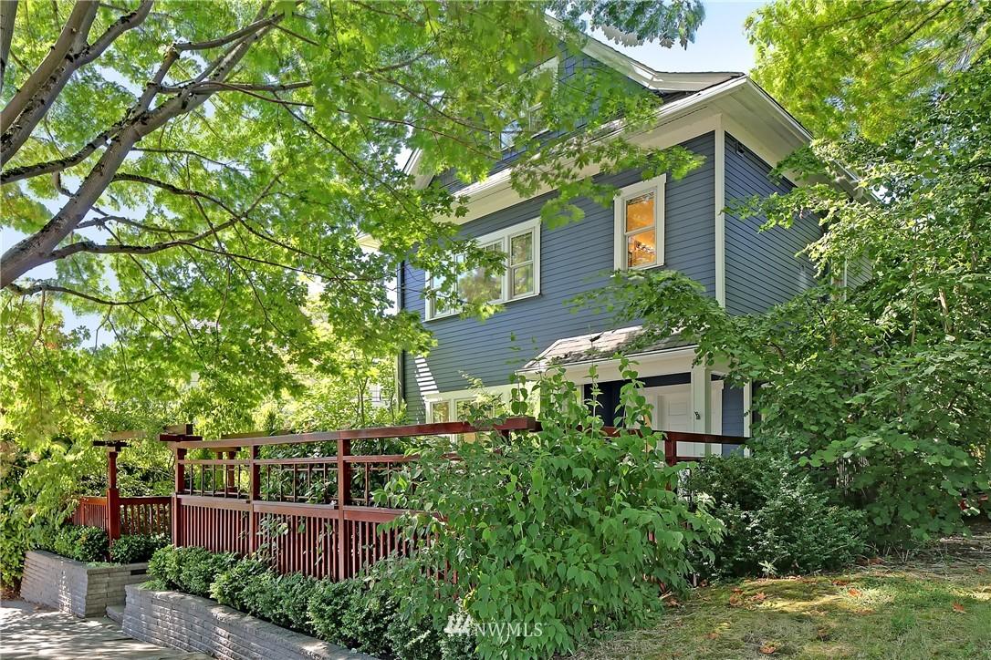 Sold Property   7427 Orin Court N Seattle, WA 98103 0