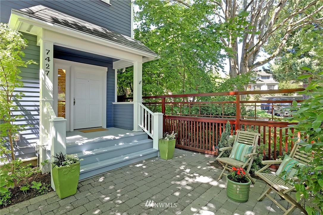 Sold Property   7427 Orin Court N Seattle, WA 98103 1