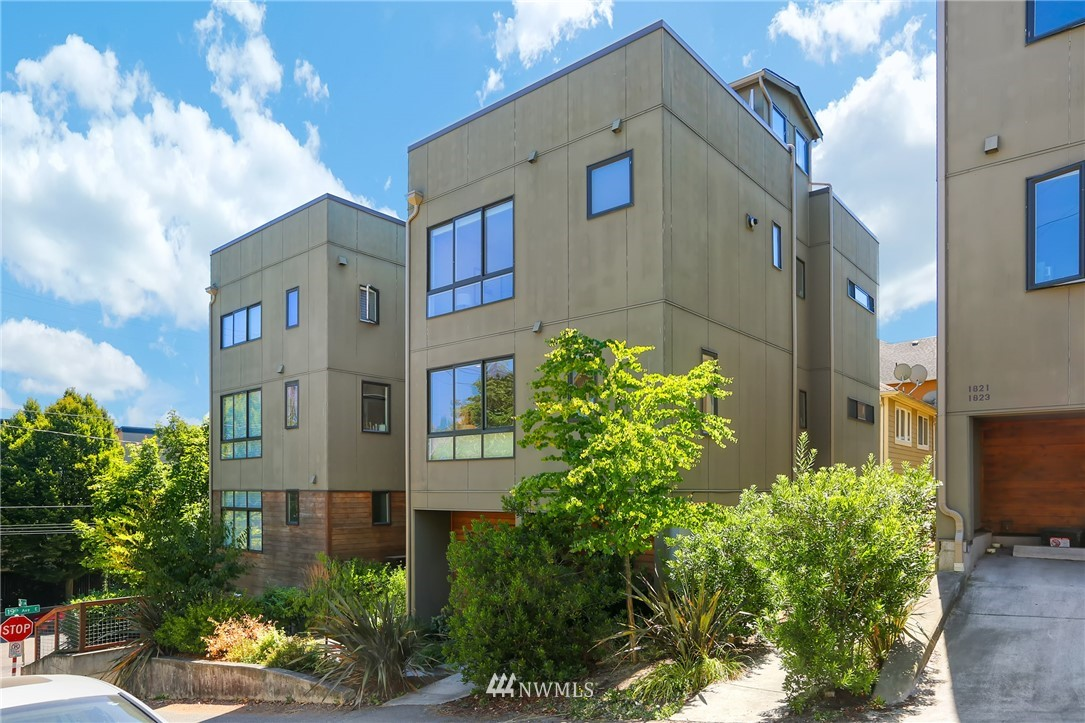 Sold Property   1825 E Glen Street Seattle, WA 98112 1