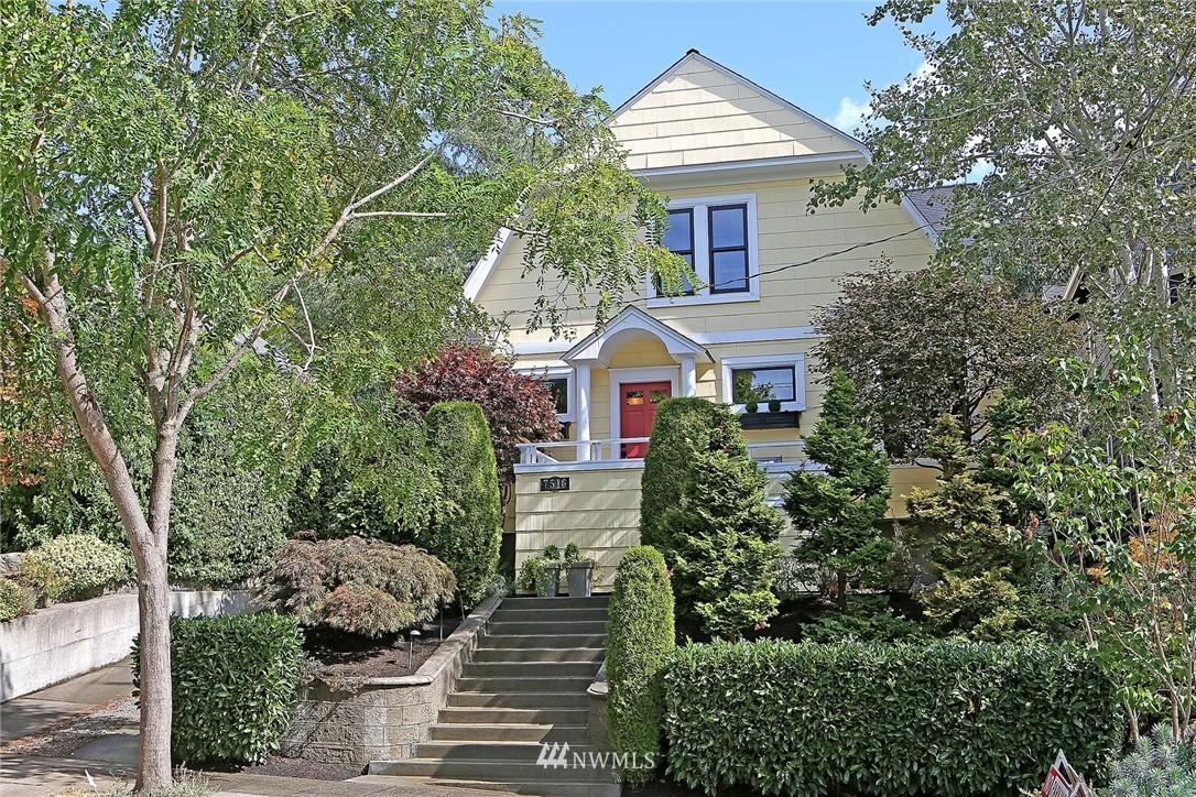 Sold Property   7516 Sunnyside Avenue N Seattle, WA 98103 0