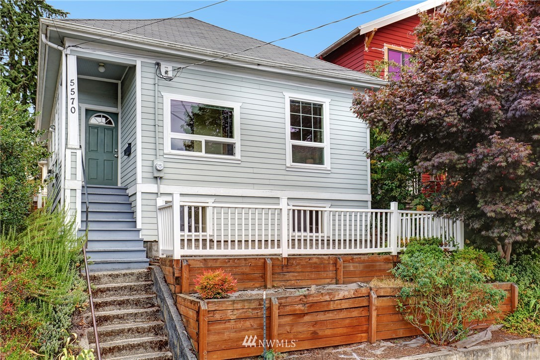 Sold Property   5570 Canfield Place N Seattle, WA 98103 0