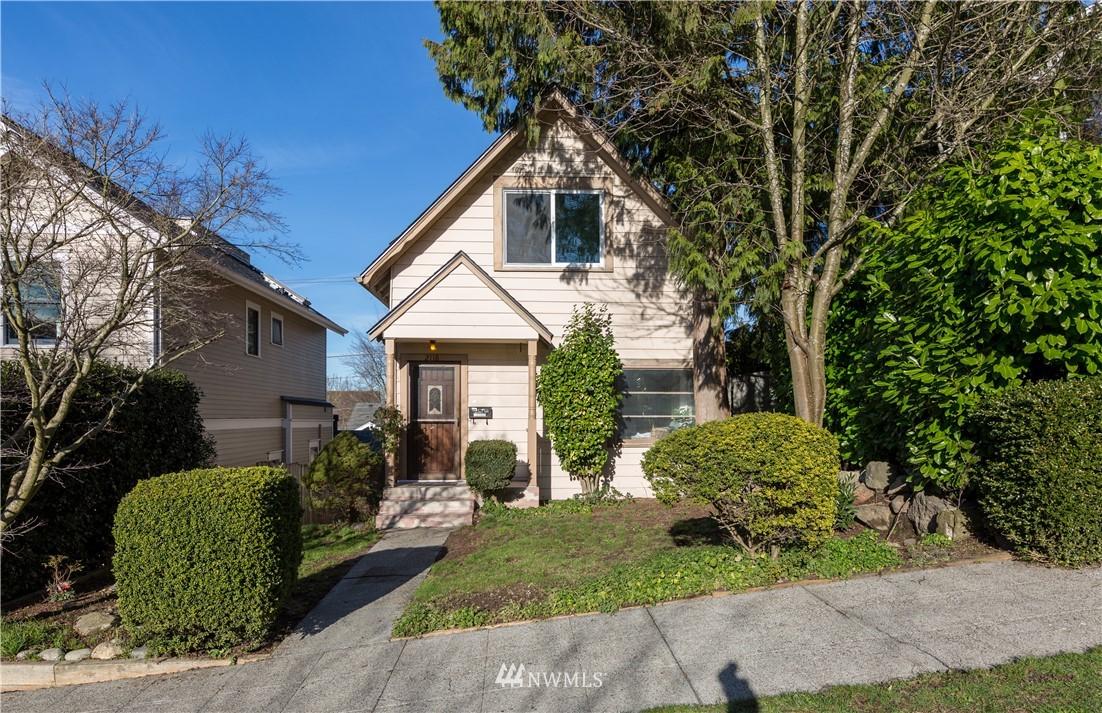 Sold Property   2118 N 62nd Street Seattle, WA 98103 0
