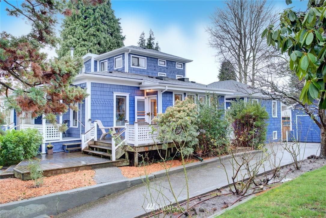 Sold Property | 4207 Burke Avenue N Seattle, WA 98103 1
