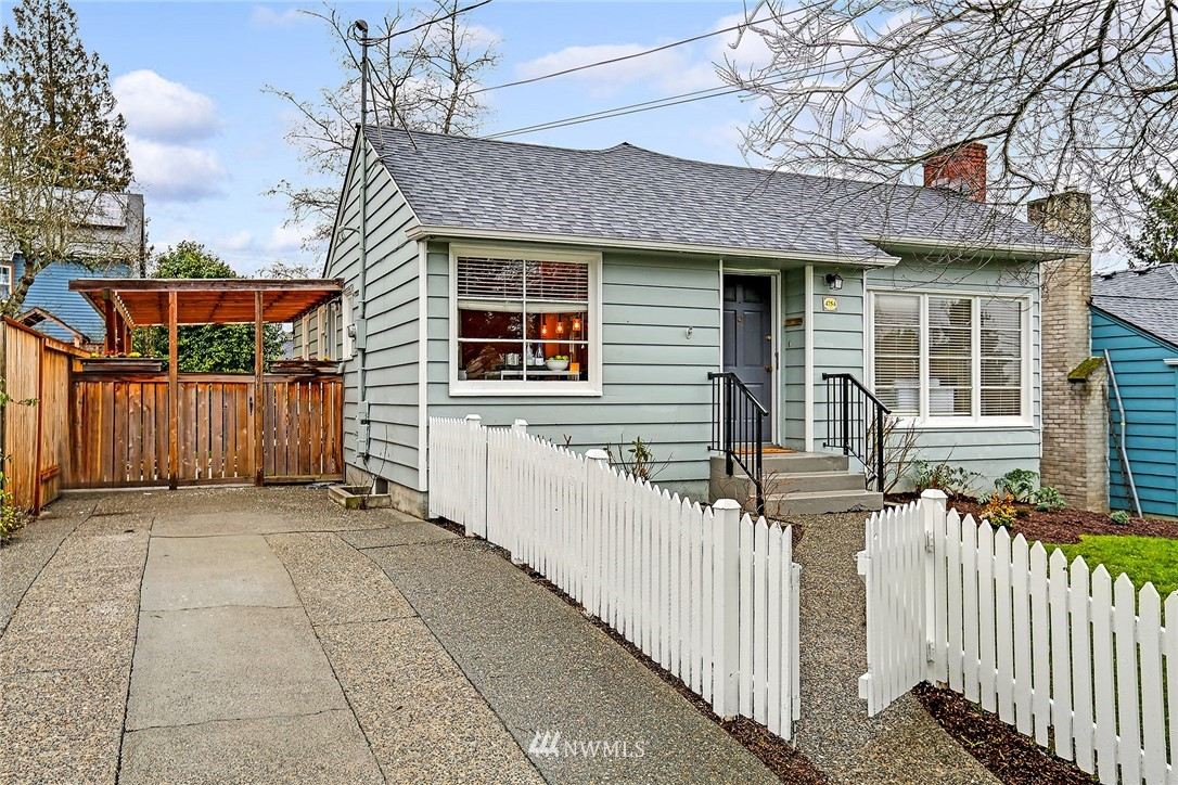 Sold Property   4754 35th Avenue NE Seattle, WA 98105 1