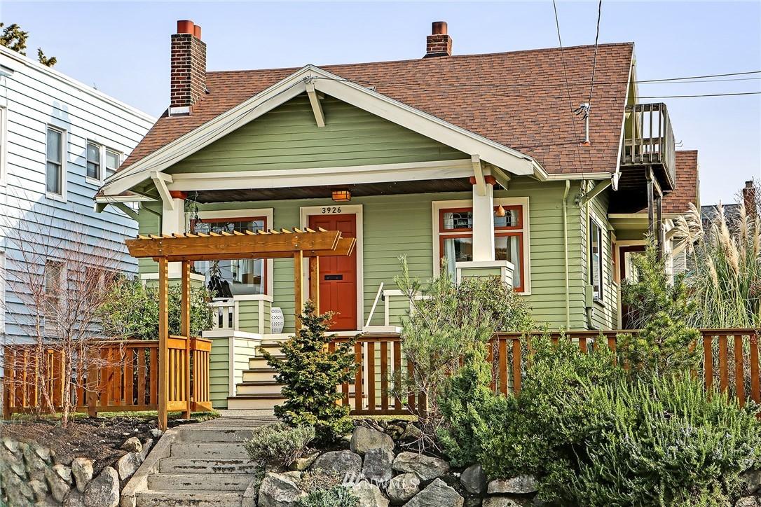 Sold Property   3926 Wallingford Avenue N Seattle, WA 98103 0