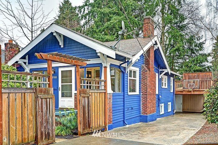 Sold Property   8508 15th Avenue NE Seattle, WA 98115 0