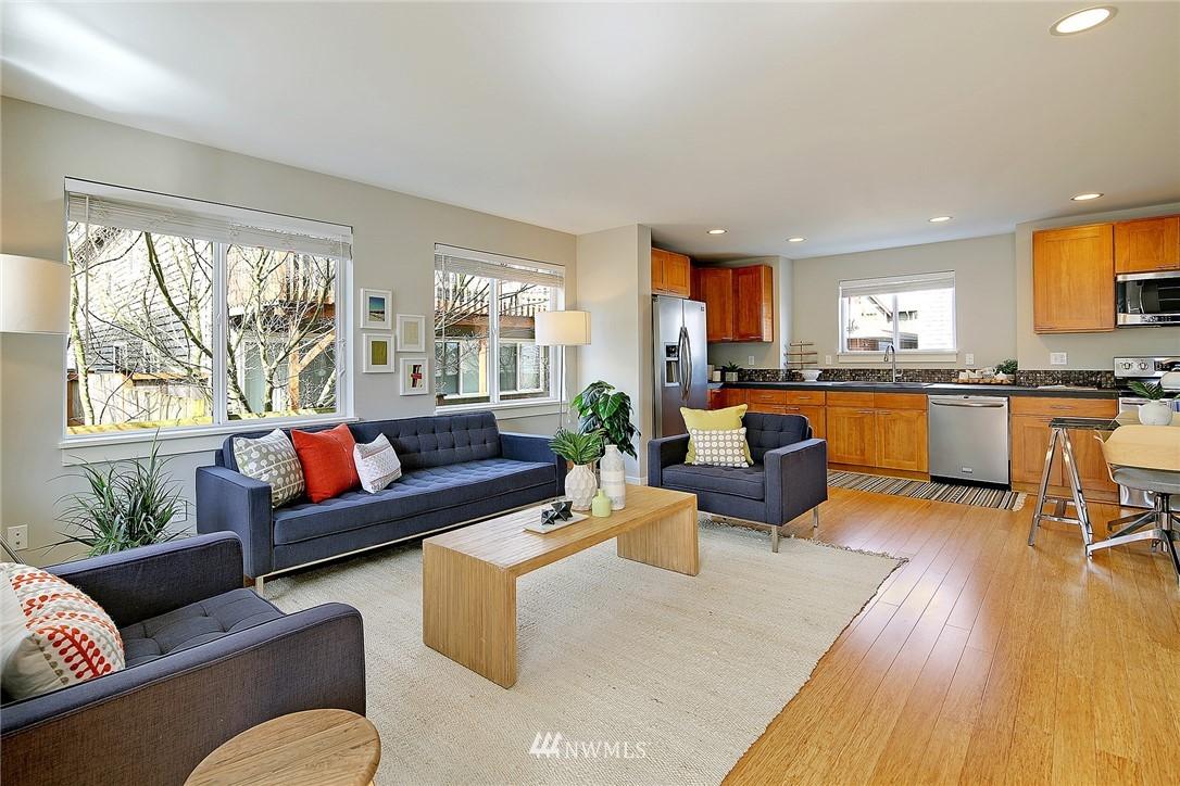 Sold Property   9237 Linden Avenue N Seattle, WA 98103 2