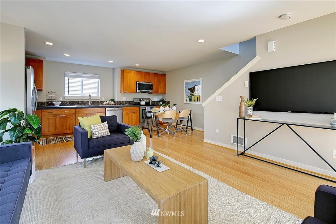 Sold Property   9237 Linden Avenue N Seattle, WA 98103 4