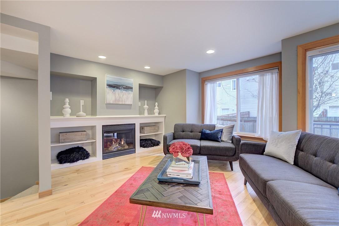 Sold Property   9243 Ashworth Avenue N #B Seattle, WA 98103 1