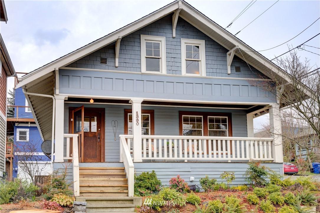 Sold Property | 1330 N Lucas Place Seattle, WA 98103 0