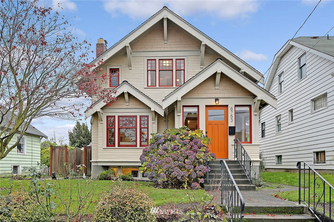 Sold Property   6753 5th Avenue NW Seattle, WA 98117 0