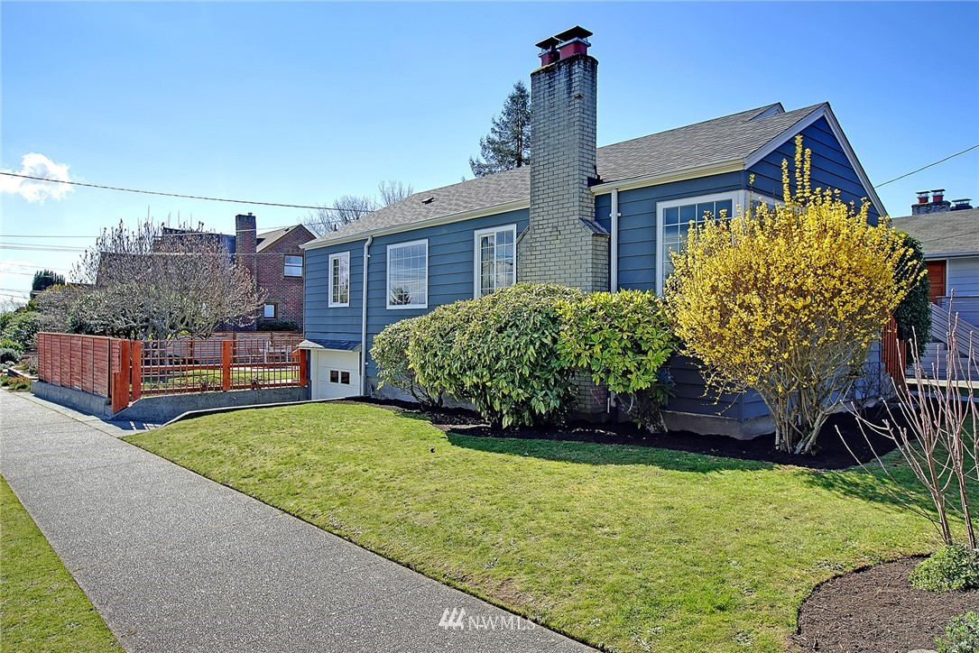 Sold Property   1303 NW 80th Street Seattle, WA 98117 0