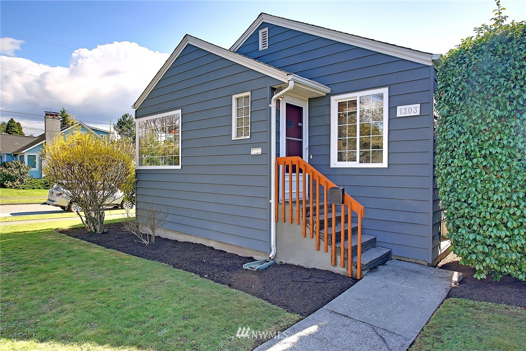 Sold Property   1303 NW 80th Street Seattle, WA 98117 1