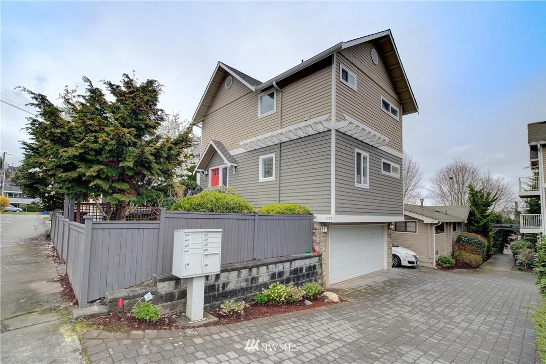 Sold Property   659 W Emerson Street Seattle, WA 98119 22